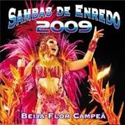 samba enredo 2009