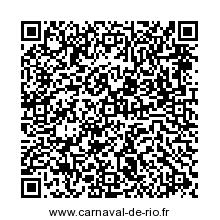 qr code dates du carnaval de rio 2018