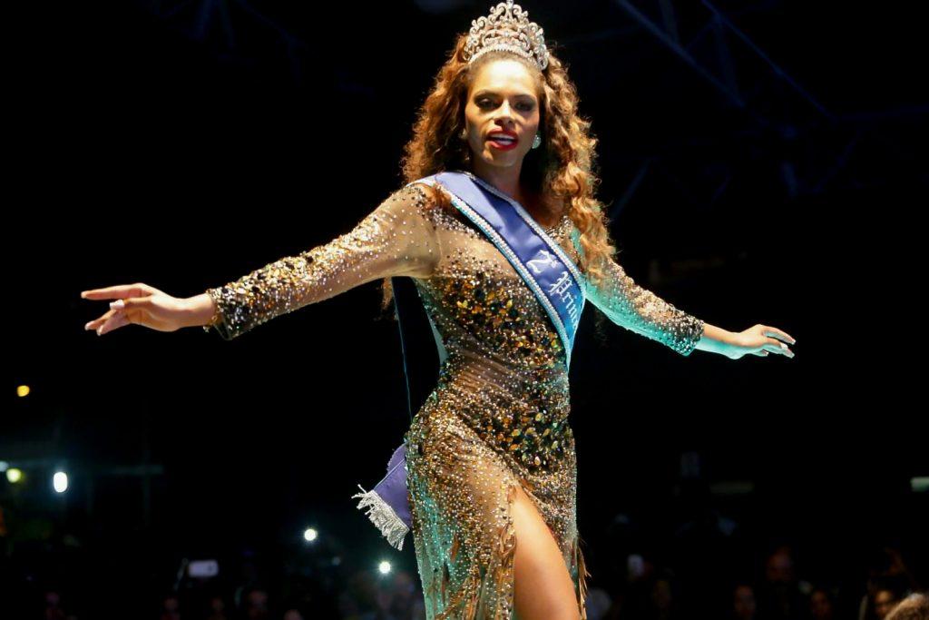 seconde princesse carnaval de rio 2018