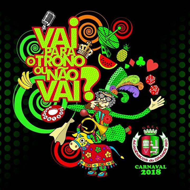 theme grande rio carnaval de rio 2018