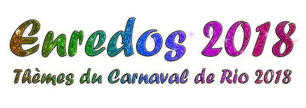 themes carnaval de rio 2018