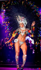 Reine du Carnaval de Rio 2016: Clara Paixão