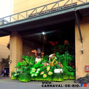 Hangar ecole de samba