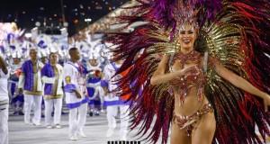 programme ecole serie A Carnaval de Rio 2017