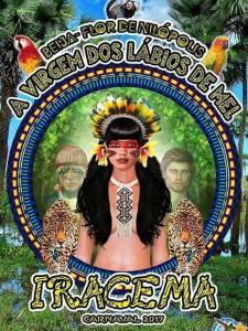 theme - Beija Flor - carnaval rio 2017