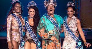 Cour du Carnaval de Rio 2019