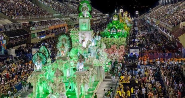 Le carnaval de rio 2019 commence dans 1 semaine