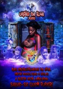 thème uniao-da-ilha-2020
