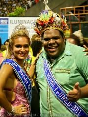 roi momo reine carnaval 2011