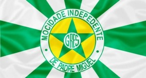 drapeau mocidade