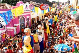 carnaval brésil recife