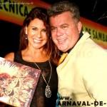Andiara et Milton Cunha