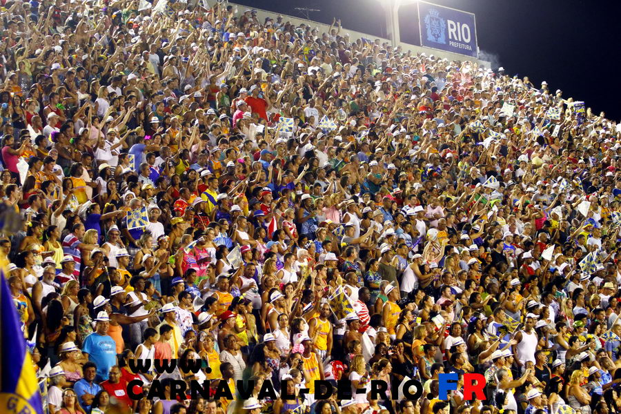 Assister au Carnaval de Rio