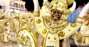 defiler au carnaval de rio