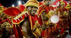 samba carnaval de rio 2018