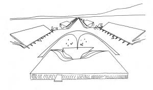 croqui sambodrome rio