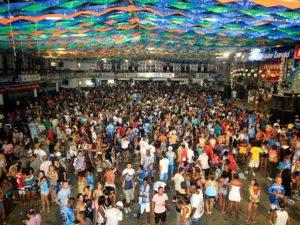 Quadra ecole de samba